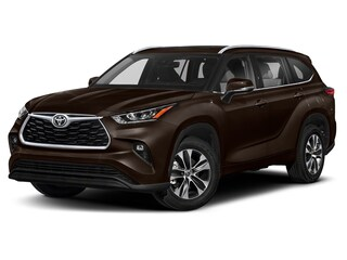 New 2020 Toyota Highlander XLE SUV for sale in Charlotte, NC