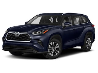 New 2020 Toyota Highlander XLE SUV for sale near you in Boston, MA