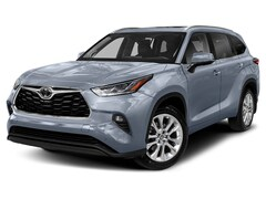 2020 Toyota Highlander Limited SUV for sale in Hutchinson, KS at Midwest Superstore
