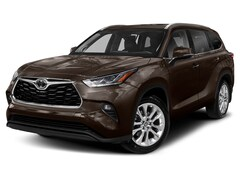 2020 Toyota Highlander Limited SUV