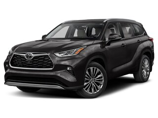 2020 Toyota Highlander Platinum SUV For Sale in Marion, OH