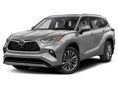 New 2020 Toyota Highlander Platinum SUV for sale Wellesley