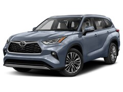 new 2020 Toyota Highlander Platinum SUV for sale in Marietta OH