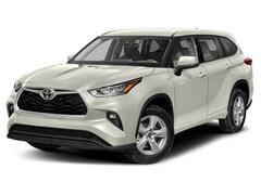New 2020 Toyota Highlander Hybrid XLE SUV In Corsicana, TX