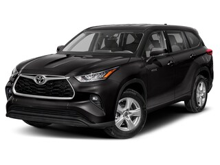 New 2020 Toyota Highlander Hybrid XLE SUV for sale in Clearwater