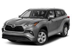 New 2020 Toyota Highlander Hybrid XLE SUV for Sale in Dallas TX
