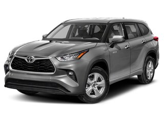 New 2020 Toyota Highlander Hybrid XLE SUV for sale in Charlotte, NC