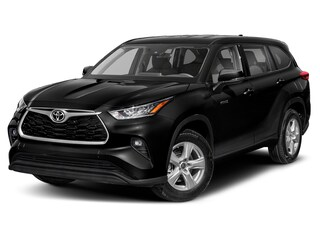 New 2020 Toyota Highlander Hybrid XLE SUV Lodi, CA