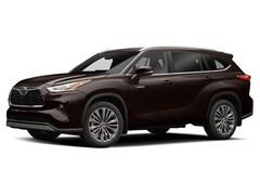2020 Toyota Highlander Hybrid Hybrid Platinum SUV