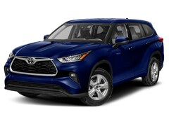 2020 Toyota Highlander Hybrid XLE w/ Factory Hitch SUV