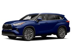 New 2020 Toyota Highlander Hybrid 5TDEBRCH7LS008863 20TT215 for sale in Kokomo, IN