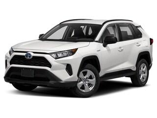 New 2020 Toyota RAV4 Hybrid JTMLWRFV6LD551131 for sale in Chandler, AZ