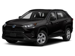 New 2020 Toyota RAV4 Hybrid LE SUV Boone, North Carolina