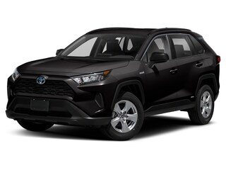 New 2020 Toyota RAV4 Hybrid JTMLWRFV3LD069880 LD069880 For Sale in Pekin IL