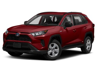 New 2020 Toyota RAV4 Hybrid LE SUV for sale near you in Wellesley, MA
