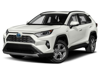 2020 Toyota RAV4 Hybrid Limited SUV for sale near Phoenix