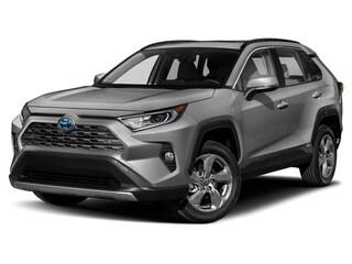 New 2020 Toyota RAV4 Hybrid Limited SUV 4T3DWRFVXLU006959 22121 serving Baltimore