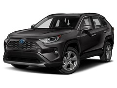 New 2020 Toyota RAV4 Hybrid Limited SUV in Portsmouth, NH
