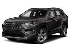 2020 Toyota RAV4 Hybrid Limited SUV for Sale in Seaside CA