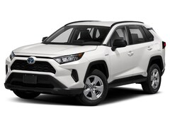 Buy a 2020 Toyota RAV4 Hybrid LE SUV For Sale in Augusta
