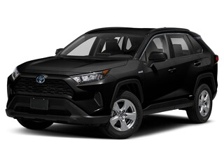 New 2020 Toyota RAV4 Hybrid LE SUV for sale or lease in San Jose, CA