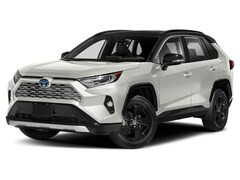 2020 Toyota RAV4 Hybrid XSE SUV for Sale in Seaside CA