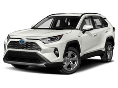 New 2020 Toyota RAV4 Hybrid Limited SUV in Galveston, TX