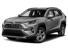 2020 Toyota RAV4 Hybrid Limited SUV for Sale in Chambersburg PA