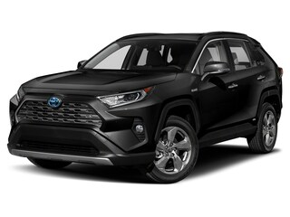 New 2020 Toyota RAV4 Hybrid Limited SUV for sale in Charlotte, NC