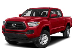 2020 Toyota Tacoma SR Truck Double Cab