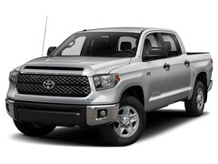 New Vehicle 2020 Toyota Tundra SR5 5.7L V8 Truck CrewMax For Sale in Coon Rapids, MN