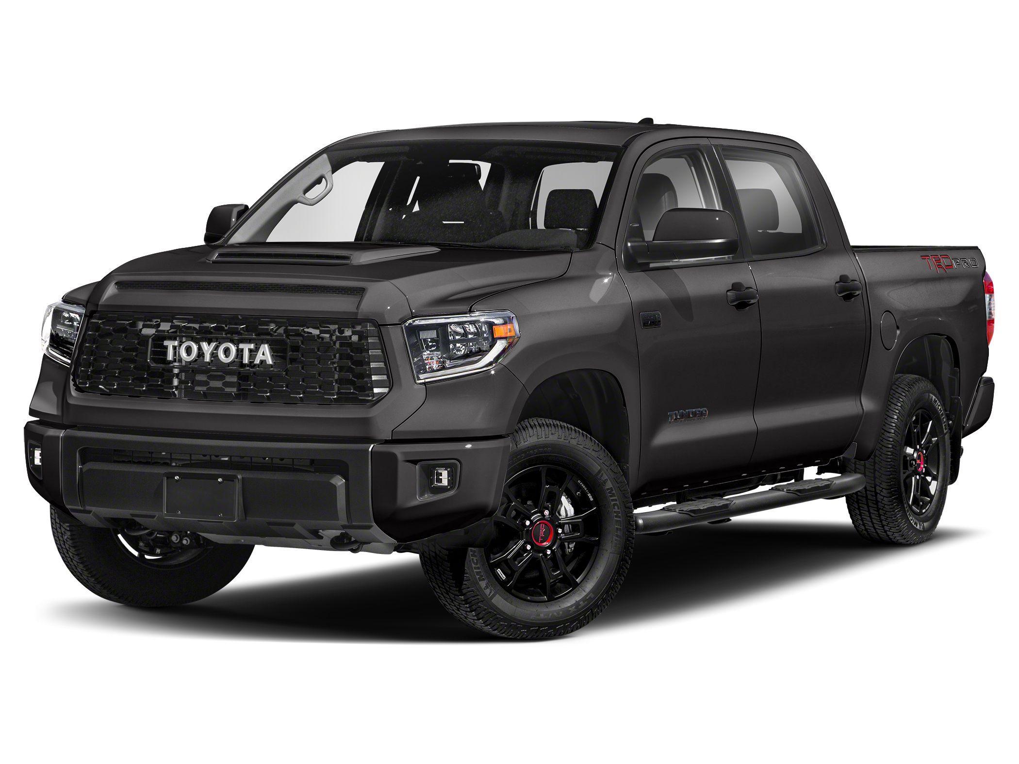 2020 Toyota Tundra TRD Pro 5.7L V8 Truck CrewMax