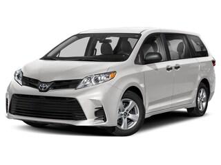 New 2020 Toyota Sienna L 7 Passenger Van 5TDZZ3DC3LS079944 22951 serving Baltimore