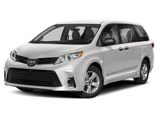 2020 Toyota Sienna LE 8 Passenger Van T33526