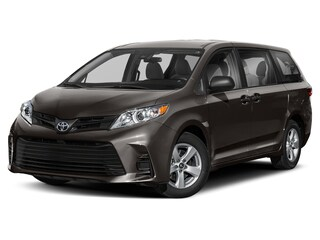 New 2020 Toyota Sienna LE 8 Passenger Van in Portsmouth, NH