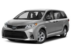 New 2020 Toyota Sienna LE 8 Passenger Van near Dallas, TX