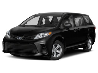 New 2020 Toyota Sienna LE 8 Passenger Van in Newton NJ