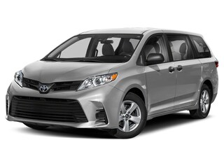 New 2020 Toyota Sienna SE Premium 8 Passenger Van for sale or lease in San Jose, CA