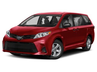 New 2020 Toyota Sienna XLE 8 Passenger Van for sale near you in Auburn, MA