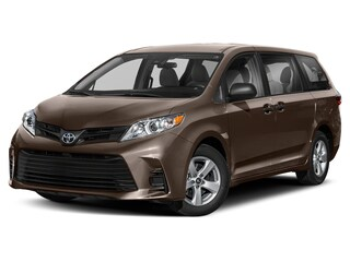 New 2020 Toyota Sienna XLE 8 Passenger Van for sale in Clearwater