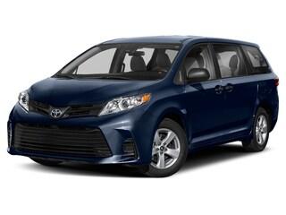 all-all 2020 Toyota Sienna Van