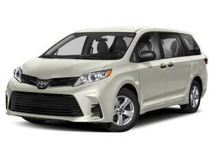 2020 Toyota Sienna Limited Premium 7 Passenger Van T33285