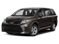 New Vehicle 2020 Toyota Sienna Limited Premium 7 Passenger Van For Sale in Coon Rapids, MN