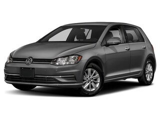 New 2020 Volkswagen Golf 1.4T TSI Hatchback Salem, OR