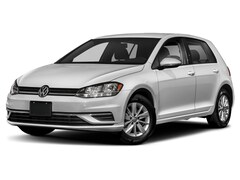 New 2020 Volkswagen Golf 1.4T TSI Hatchback for sale in Lynchburg, VA
