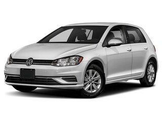 New 2020 Volkswagen Golf TSI Hatchback 3VWG57AU2LM015074 for sale near you in Lakewood, CO