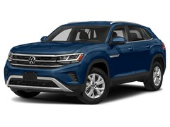 2020 Volkswagen Atlas Cross Sport 3.6L V6 SE w/Technology R-Line 4MOTION SUV for Sale in Long Island at Riverhead Bay Volkswagen