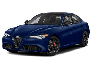 2021 Alfa Romeo Giulia TI RWD Sedan