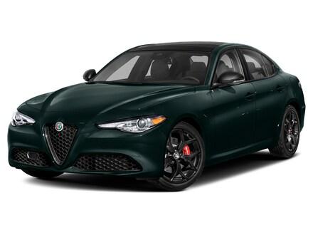 2021 Alfa Romeo Giulia Ti SPORT RWD Sedan