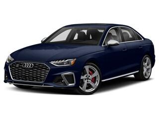 2021 Audi S4 3.0T Premium Sedan